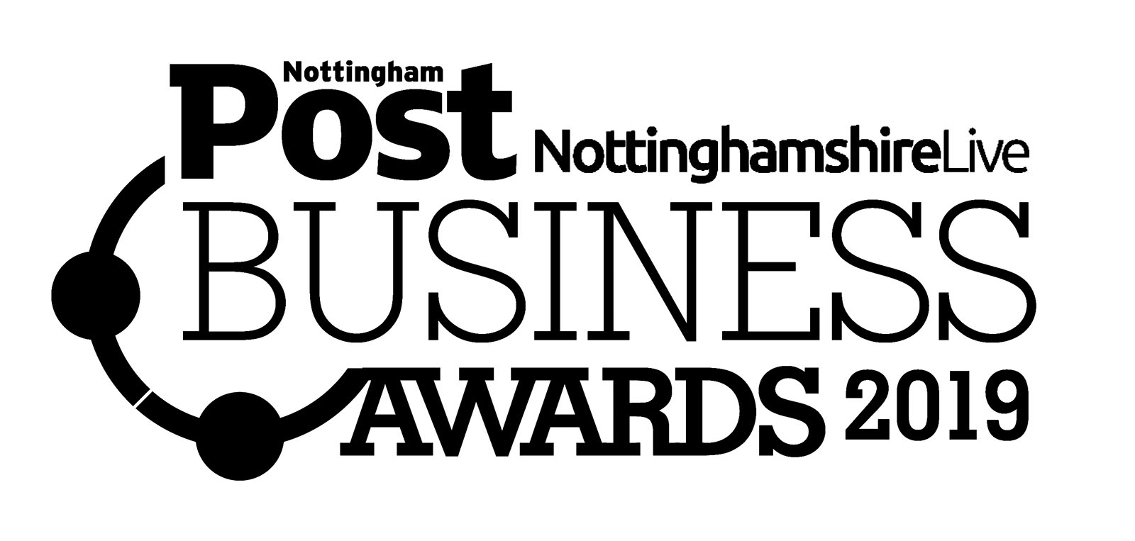 Nottingham Post Business Awards 2019 logo